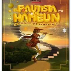 EL FLAUTISTA DE HAMELIN en el Teatro Municipal Juan Ramón Jiménez