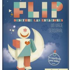 FLIP. Una producción de Acelera Producciones, en el Teatro Victor Jara