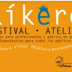 Kíkere – Festival de teatro visual y objetos en movimiento