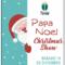 Espectáculo Papá Noel Christmas Show