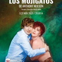 Los Mojigatos, con Gabino Diego y Cecilia Solaguren
