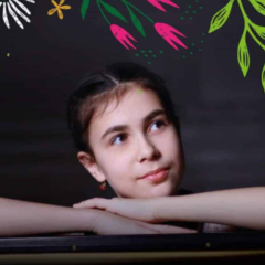 Alexandra Dovgan, Piano Ciclo «A Solas» 2021