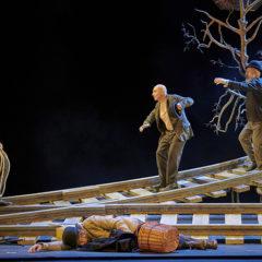 ESPERANDO A GODOT, de Samuel Beckett. en el Teatro Cuyás