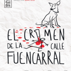 El crimen de la calle Fuencarral en el Teatro Municipal Juan Ramón Jiménez