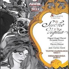 EL SUEÑO Y LA VIGILIA, en el Teatro Guiniguada