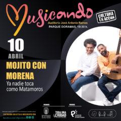 Totó Noriega y Sofiel Dlpino presentan su nuevo trabajo «Ya nadie toca como Matamoros»