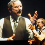 CURVA ESPAÑA, de Chévere, en el Teatro Cuyás