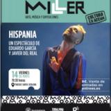 Espectáculo de Danza «Hispania» en el Edificio Miller