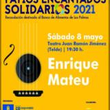 Patios encantados, con Enrique Mateu, en Telde