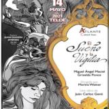 Teatro en estado puro con «El sueño y la vigilia»