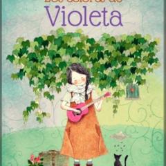 LOS COLORES DE VIOLETA Un espectáculo infantil de Folk Eventos