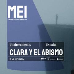 «Clara y el abismo» Laboratorio Galdós Internacional 2021 en el Teatro Pérez Galdós