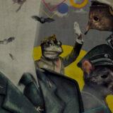 «Fábula del topo, el murciélago y la musaraña»