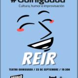 Proyecto Reir, en el Teatro Guiniguada
