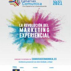 Canarias Comunica 2021, el Foro Canario de la Comunicación