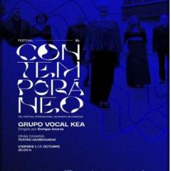 FESTIVAL EL CONTEMPORANEO-GRUPO VOCAL KEA