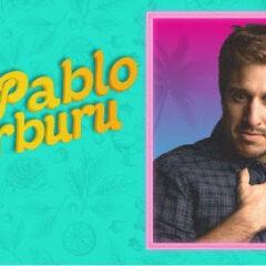 LA HORA DE PABLO IBARBURU EN EL TEATRO VICTOR JARA